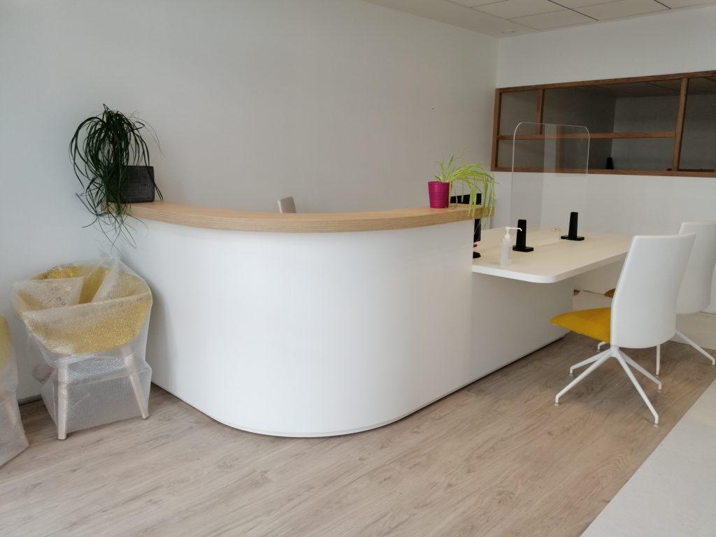 Nouvelle agence Lorient